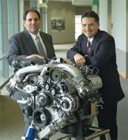 General Motors сделал дизельный двигатель без впускного и выхлопного коллекторов