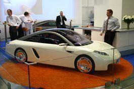 Свежий авто за 15 млн. euro будет терять 2 л. солярки