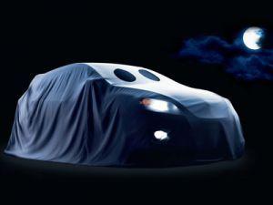 Свежую Тойота Матрикс продемонстрируют на Хэллоуин