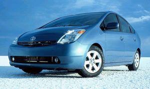 Тойота Приус утратила статус самого зеленого авто