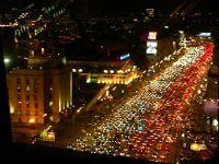 Во Львове численность автотранспорта в два раза превосходит пропускную дееспособность улиц