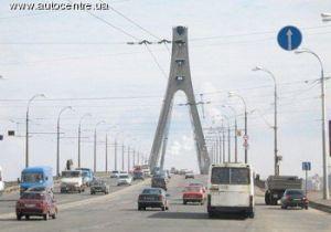 Защита на Столичном мосту стоит 5,5 млн грн