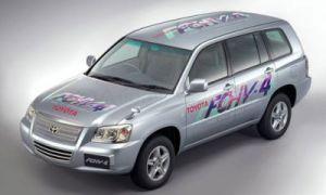 Водородомобиль Тойота проехал от Осаки до Токио без дозаправки
