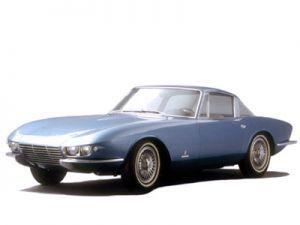 С аукциона реализуют эксклюзивный Pininfarina Rondine Корветт