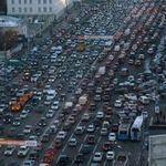 Пробки в Киеве – как придти на работу первым
