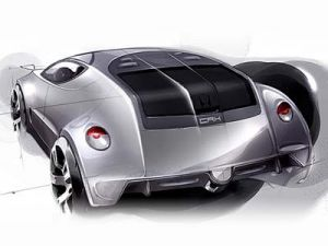 Хонда представит в Токио концепт CRX