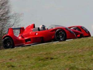 Выпуск супер-кара Caparo T1 отменяется