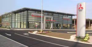 Организация Мицубиси раскрыла торгово-сервисный центр в Точно