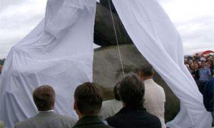 В столице Молдавии установили монумент автолюбителям