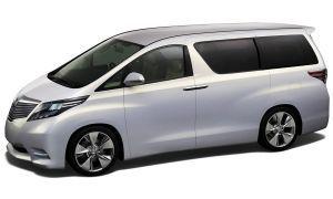Тойота продемонстрирует в Токио концепт FT-MV