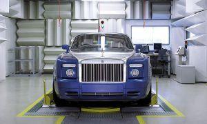 Организация Роллс-Ройс начала принимать заявки на купе Фантом