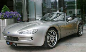 Второй английский производитель автомобилей продадут на аукционе