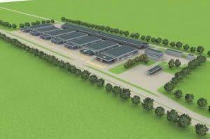 Атлант-М создает автомобильный город на Бориспольской автотрассе