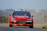 Корсиканский вираж Ситроен на 51-м Rallye de France