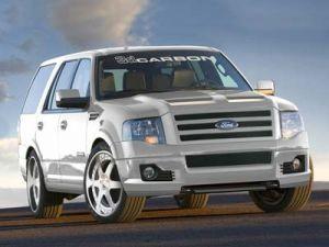 Форд выпустит урезанную версию Форд Expedition