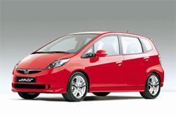Хонда не спешит обновлять Джаз в Европе