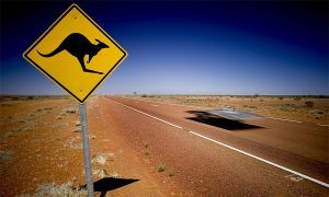 В Австралии начался автопробег среди солнцемобилей