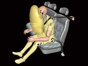 Бракованные подушки безопасности очень небезопасны