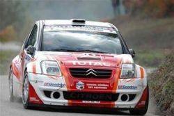 Свежий результат команды Ситроен на 42-м Авто-ралли в Антибах