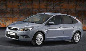 Форд Фокус 2008 прошел крэш-тесты на прекрасно