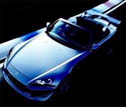 Хонда продемонстрирует в Токио С2000 Type С