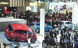 В Токио начал работу 40-й интернациональный автомобильный салон