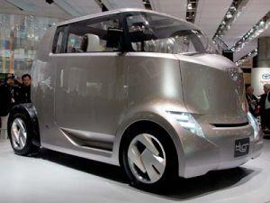 Тойота Hi-CT - авто для молодых