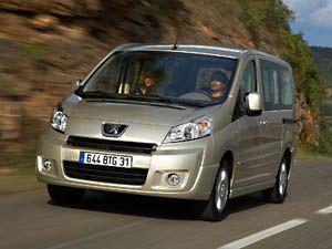 Пежо Эксперт и Ситроен Джампи стали «Лучшими фургонами 2008 года»