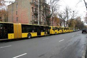 На киевских улицах Жилянской и Саксаганского введено однобокое перемещение