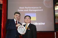 «Киа Motors Украина» объявлен самым лучшим дилером Киа в государствах Западной Европы и СНГ