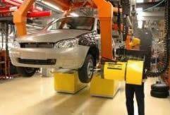 Украина – самый крупный иностранный подрядчик «АвтоВАЗа»