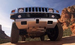 В ряду моделей Hummer будет первый вседорожник