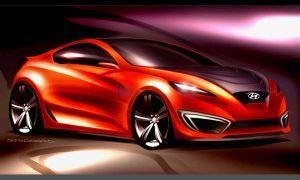 Хендай привезет в Лос-Анджелес концепт купе Дженесис