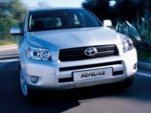Тойота временно останавливает реализации RAV4
