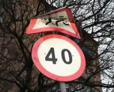 На Московских трассах будут «зимние» знаки