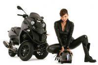 Автолюбители скутеров сейчас будут приобретать права и номерные знаки