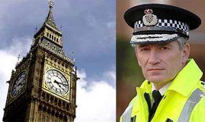 Основного автоинспектора Англии словили на превышении скорости