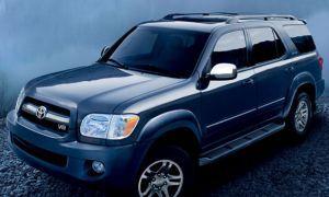 Тойота продемонстрирует новую Секвойа