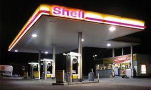 На заправках Shell начнут добиваться следы пальцев