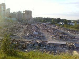 В Киеве хотят снести еще 3 гаражных кооператива