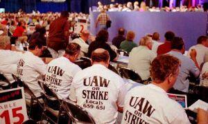 Форд и союз авто рабочих условились о новом договоре