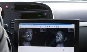 Сааб вводит технологию исследования за бдительностью автолюбителей