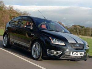 Форд продемонстрировал урезанное издание Фокус ST500