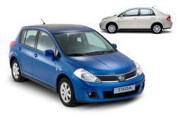 Организация «Ниссан Двигатель Украина» заявляет о начале продаж Ниссан TIIDA на Украине