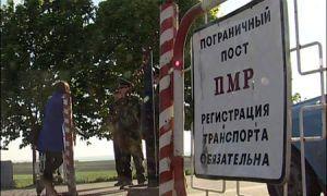 Приднестровские машины объявили за пределами законопроекта в Молдавии