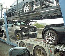 Некоплектные авто растаможили по полной