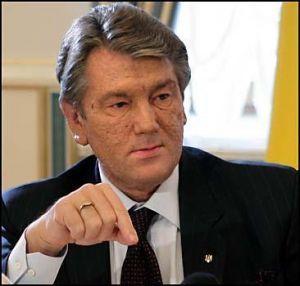 Ющенко сегодня осудил ГАИ