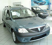 «Стар-Авто Ltd.» раскрыла первый на Украине монобрендовый автомобильный салон Дачия