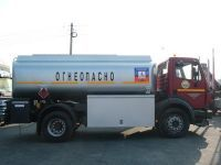 В Украине за обнаруженного виновника ДТП предоставляют бочку топлива