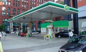 BP реализует все собственные постоянные заправки в Соединенных Штатах